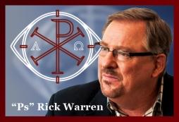 16CWCPortrait_Rick Warren