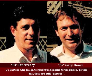 C3- Gary Dench Ian Treacy