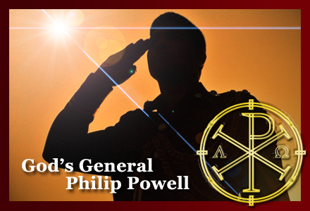 R.I.P Philip Powell - A defender of the faith and a churchwatcher to be remembered.