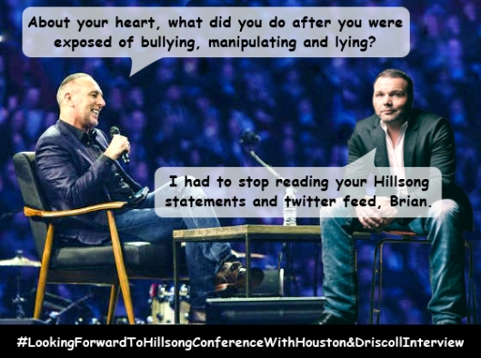 Brian and Driscoll interview twitter heart