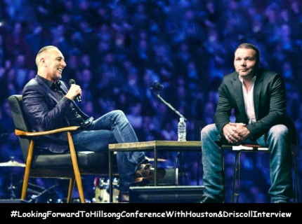 Brian and Driscoll interview