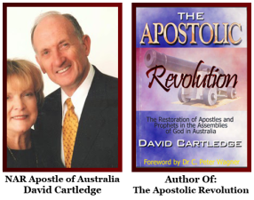 Is your church part of Houston's NARpostolic Australian