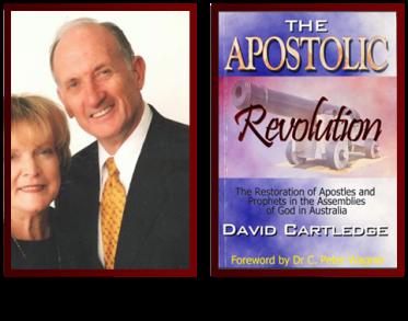 David Cartledge - The Apostolic Revolution