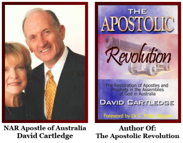 David Cartledge - The Apostolic Revolution