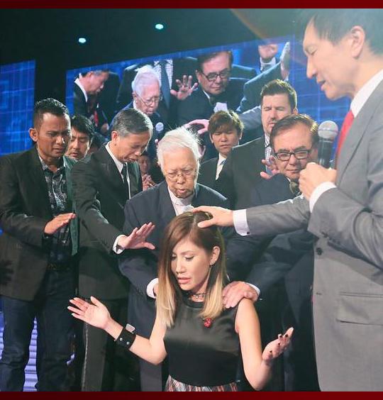 Sun Ho ordained CHC pastor
