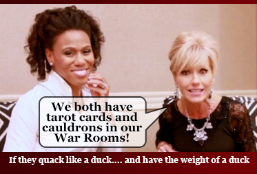 Priscilla Shirer Beth Moore witch war room