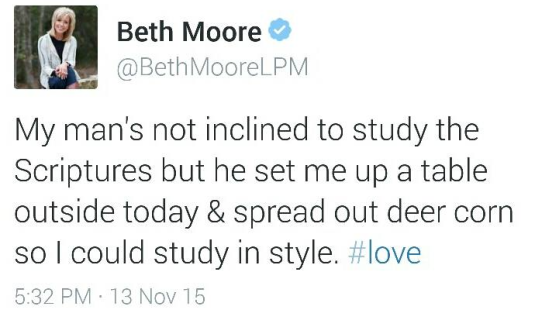 Beth Moore