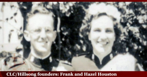 Frank and Hazel Houston CW