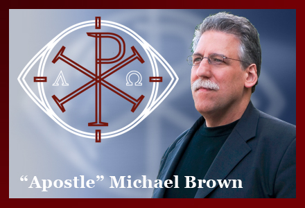 Coming out: Michael Brown proudly NAR – advocating New