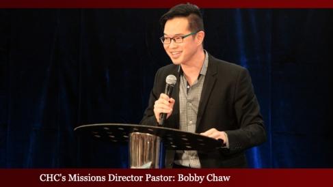 CHC - Bobby Chaw