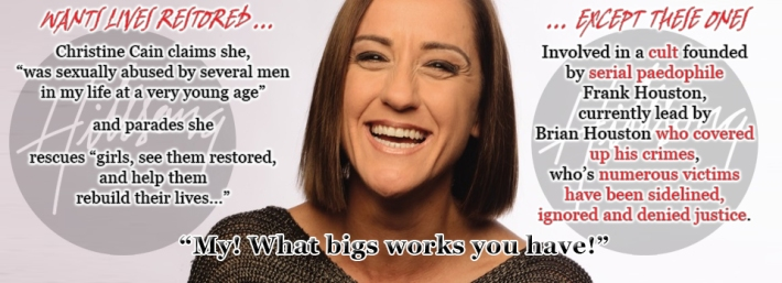 Christine Caine exposed