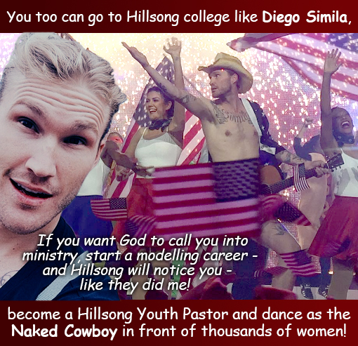 Diego Simila Hillsong calling