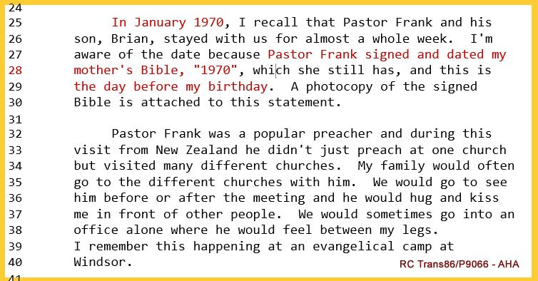 197001-Frank-signedMumsBible-AHAtranscript