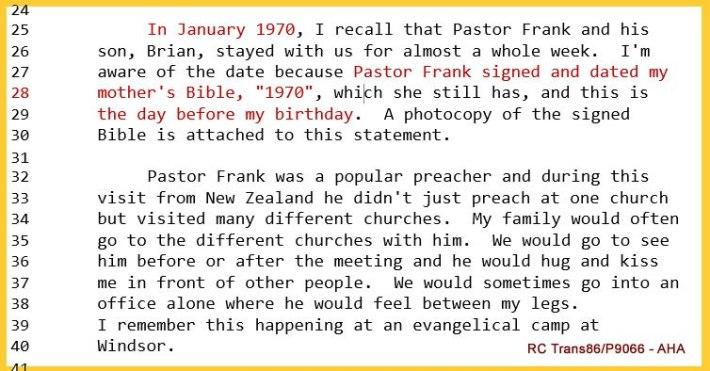 197001-Frank-signedMumsBible-AHAtranscript