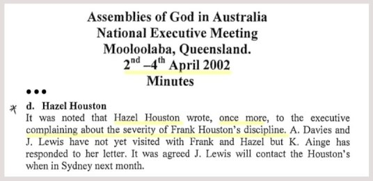 20020402-AOGA-Exec-Meeting---Hazel-Houston-Complains-Severity-of-FH-Discipline