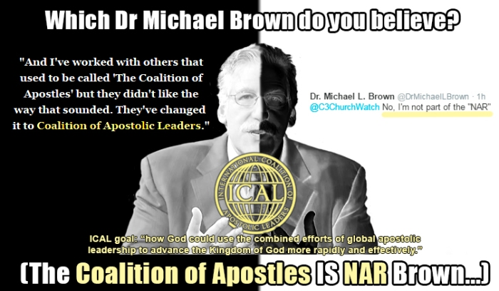 dr-michael-brown-lying