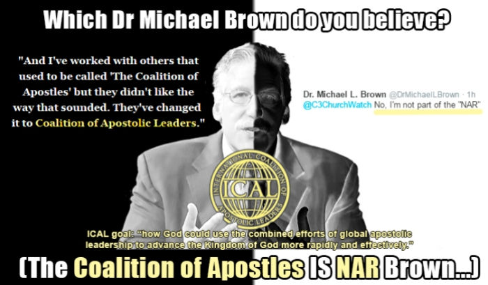Cataloging Michael Brown's Lies About the New Apostolic
