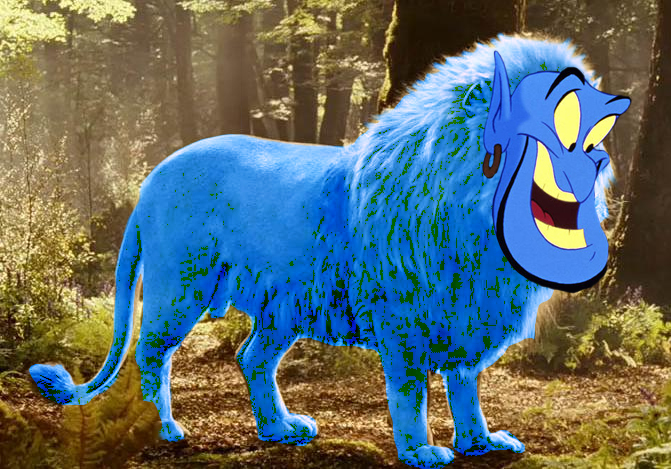 jen-johnson-blue-genie-aslan-lion-holy-spirit
