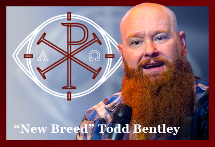 The New Breed Among Us Part 1 Todd Bentley