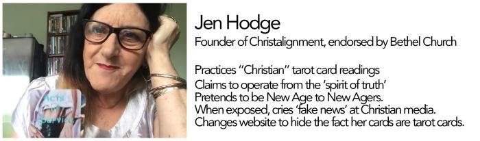 Jen Hodge