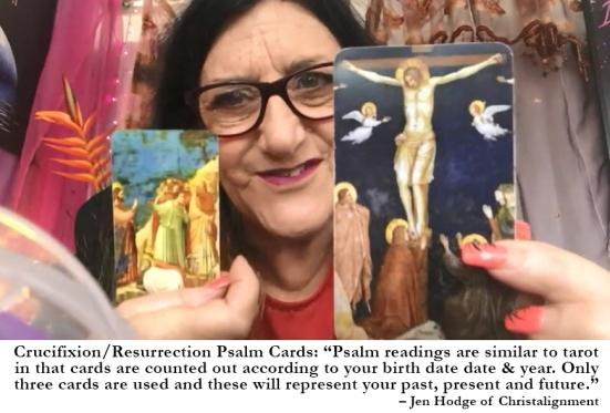 Jen Hodge Tarot psalm cards