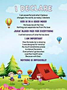 Bethel Church - I Declare Poster 1