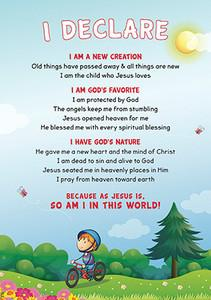 Bethel Church - I Declare Poster 2