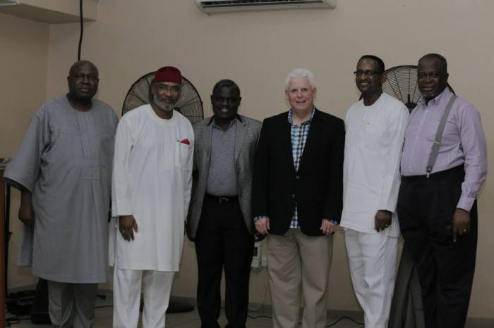 Pastor Paul Toun, Apostle Wale Adefarasin, Pastor Ayo Oduntan, Apostle Robert Henderson, Apostle Yemi Adefarasin, Bishop Abraham Olaleye