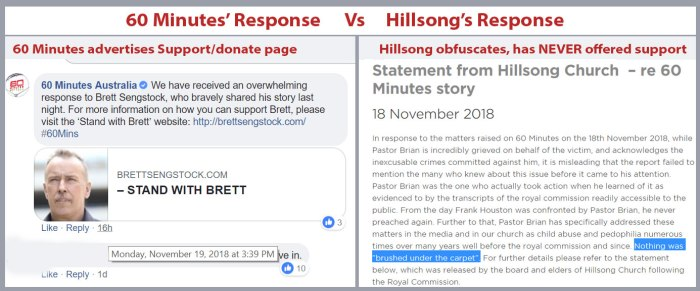 20181118-Support-60Mins-Vs-Hillsong