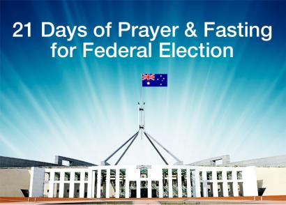 Prayer and Fasting NAR